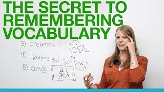 The Secret to Remembering Vocabulary