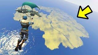 FORTNITE MAP in GTA 5 MOD !