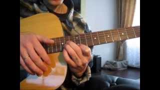Гитара, Мажорные частушки (обучение)
