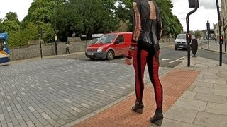 preview picture of video 'Public Heels 28 - more heels in Cardiff'