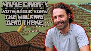 Minecraft: Note Block Song - The Walking Dead Theme