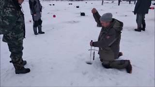 Рыбалка в деревне савельево