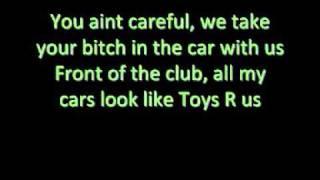 Chris Brown - My Last Freestyle (LYRICS)
