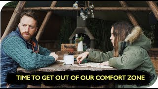 TOTALLY OUT OF OUR COMFORT ZONE | AD