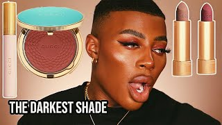 GUCCI BEAUTY FINALLY MADE A BRONZER FOR BLACK SKIN!| ThePlasticBoy