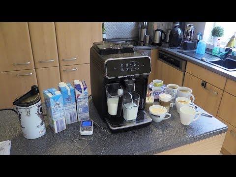 Philips EP2231/40 LatteGo Kaffeevollautomat - Test
