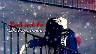 Isme tera ghata 👉    Neha Kakkar   female version   sad whatsapp status video   by Be loved.