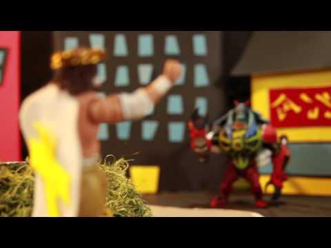 SUPER CHRIST  **Official Music Video** HD!