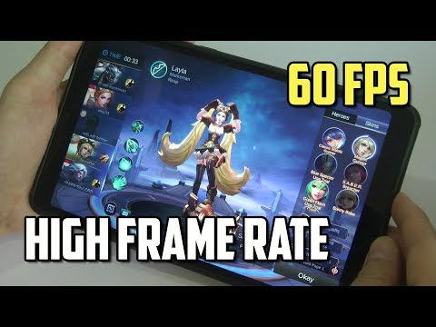 How to enable Mobile Legends High Frame Rate Mode on Android