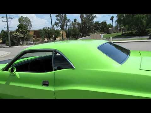 Video of '70 Challenger - QP9O