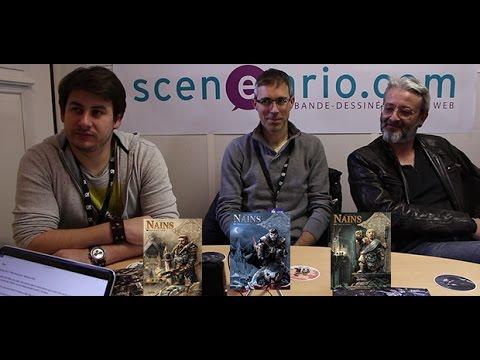 Vidéo de Nicolas Jarry