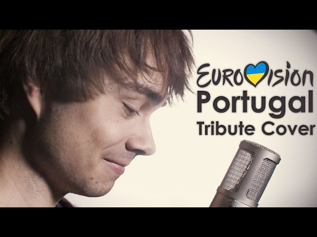 Alexander Rybak – ESC Winner 2017 Portugal – Tribute Cover