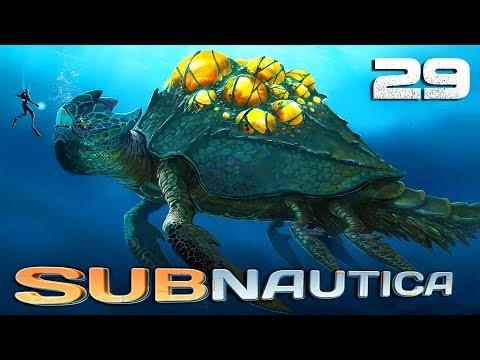 Nejzvláštnější Tvorové v Subnautice - Subnautica S4 - Díl 29 - Nakashi