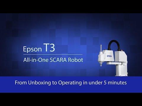 Unboxing to Operating in under 5 minute