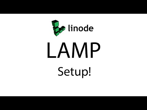 Setting Up LAMP Server with Linode