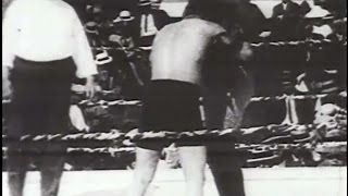 Jack Johnson vs Jim Flynn (04.07.1912)