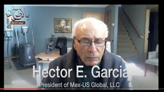 THE LATINO VOTES, Election2020, a conversation with, Hector E. Garcia