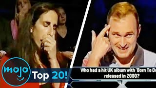 Top 20 Game Show Scandals
