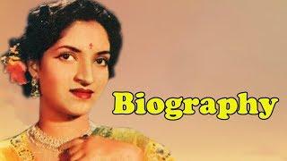 Sandhya Shantaram - Biography