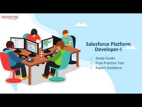 How to prepare for Salesforce Platform Developer-I ? - YouTube