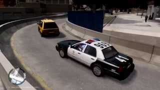 preview picture of video 'LCPDFR v1.0c - Episode 2 - F**K THIS S**T! I hate being a cop! GAME CRASH'