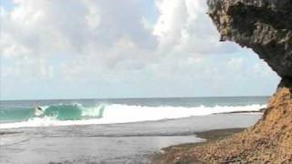 preview picture of video 'Mozambique Surf trip 2010'