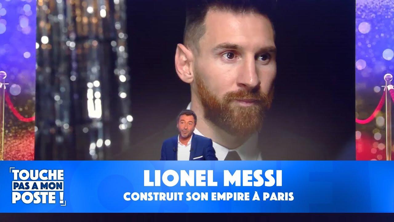 Lionel Messi construit son empire à Paris !