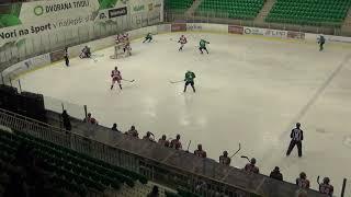 Člani AHL 31.1.2018 HK SŽ Olimpija – HC Valgardena, posnetek celotne tekme