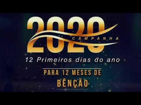 Campanha 12 dias – 11-01-2020 (Pr. Edivaldo Torres)