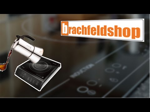 Induktionskochfeld lohnt sich! | günstig kaufen im www.brachfeldshop.de