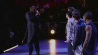 Michael Jackson Luther Vandross 98 & Usher Man In The Mirror 30th Anniversary Live