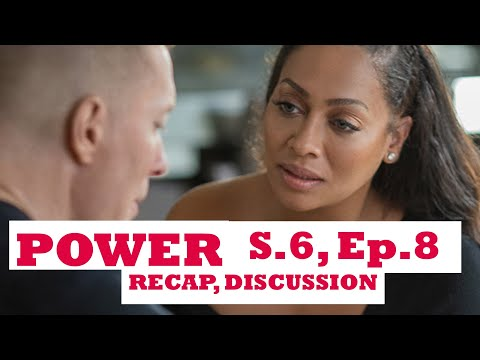 Power S06E08 Season 6 Episode 8 Deal With the Devil (Oct 13, 2019)
