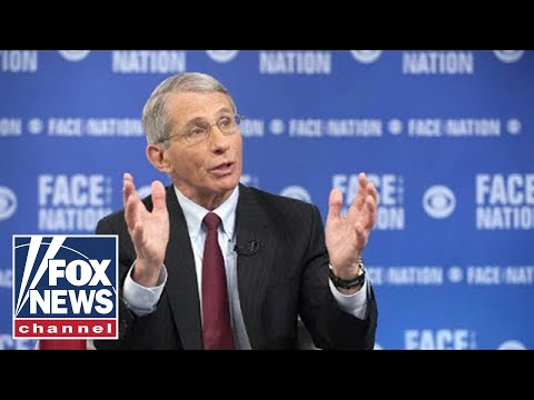 Dr Fauci reacts to new CDC guidelines on reopening schools