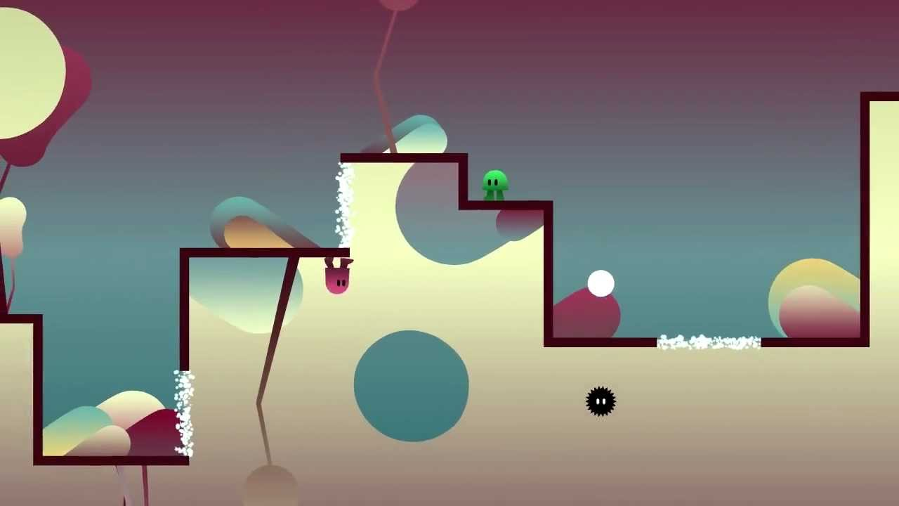 Ibb and Obb: Development Prototypes Document the Game's Evolution