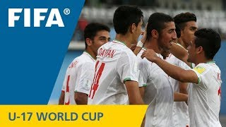 Match 39: Iran v Mexico – FIFA U-17 World Cup India 2017