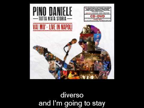 Pino Daniele - Another dimension