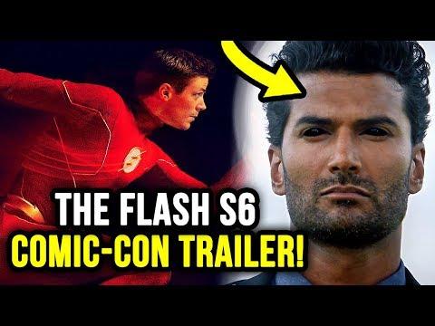 Download The Flash Season 5 Trailer Video 3GP Mp4 FLV HD Mp3