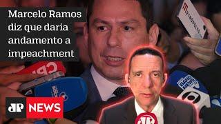 Trindade: Vice da Câmara faz uma ameaça clara contra o presidente Bolsonaro
