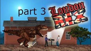 LONDON REX (flash game) - part 3