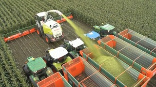 Modern Technology Agriculture Huge Machines | Kholo.pk