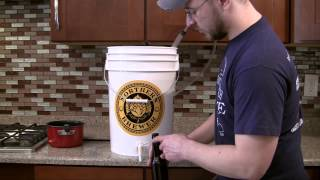 How to Make Beer - 13 - Siphoning and Bottling