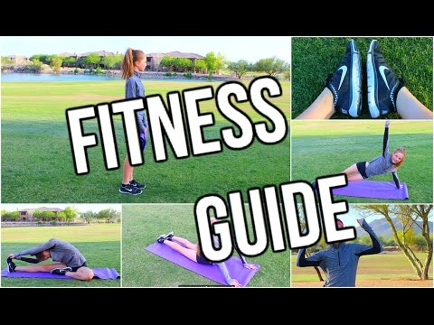 Fitness Guide! Get Fit for Summer!