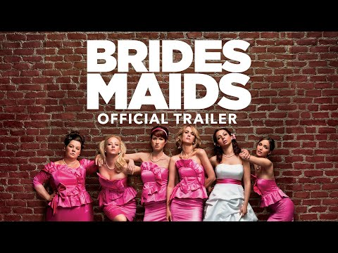 Trailer film Bridesmaids