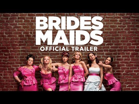 Video trailer för Bridesmaids - Trailer