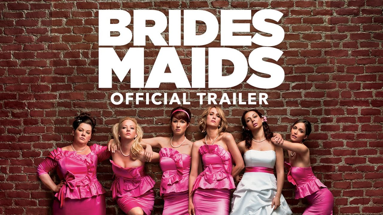 Trailer för Bridesmaids