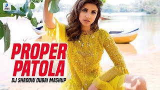 Gambar cover Proper Patola X Taki Taki Mashup | DJ Shadow Dubai | DJ Snake | Badshah |Diljit Dosanjh |Aastha Gill