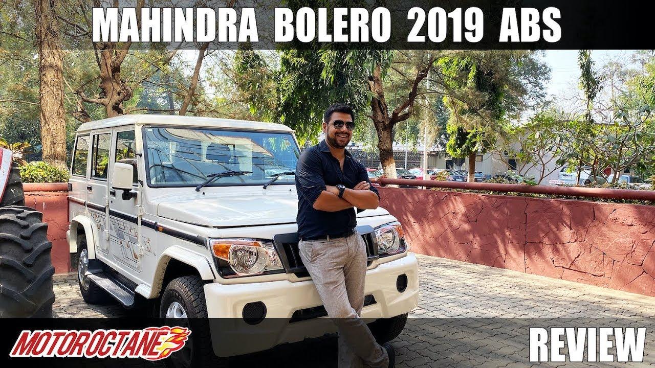 Motoroctane Youtube Video - Mahindra Bolero Review - Dabang Style | Hindi | MotorOctane