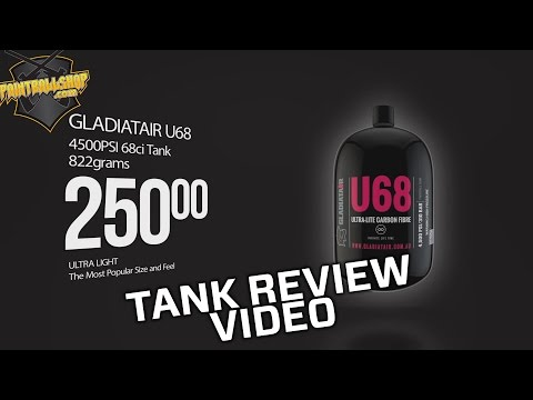 GladiatAIR – Australian Paintball Air Tanks – Reviewed by Paintballshop.com