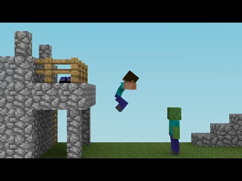2D Minecraft (Level One) - The Overworld