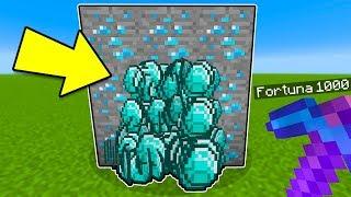 Il Piccone PIU' FORTUNATO di Minecraft!